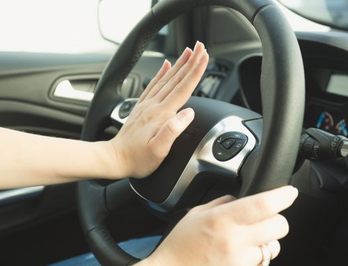 Steering Clear of Aggressive Drivers & Road Rage