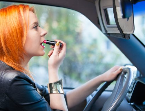 Distracted Driving Culprits: It's Not Just Cell Phones