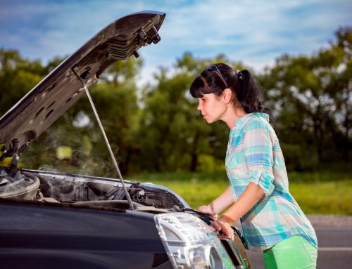 Dealing With a Car Breakdown