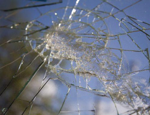How to Break a Car Window in an Emergency