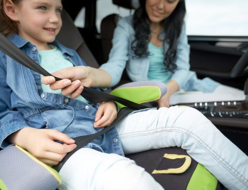 Do You Know These Seat Belt Safety Facts?